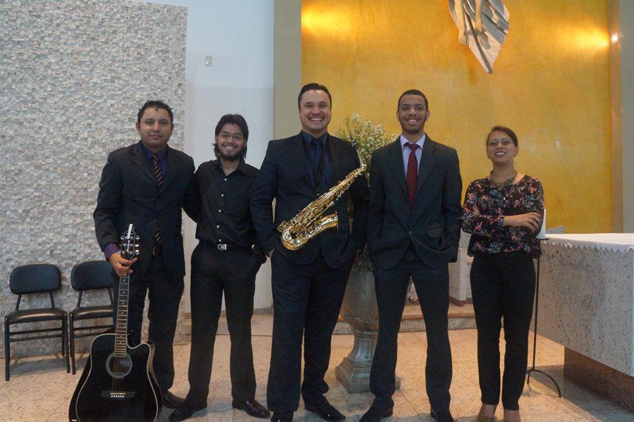 Grupo Sintonia Casamento em Londrina/PR