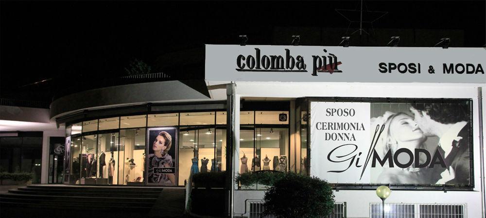 Atelier Gilmoda All'interno di Colomba Più Centro Sposi Villa Cortese (MI)