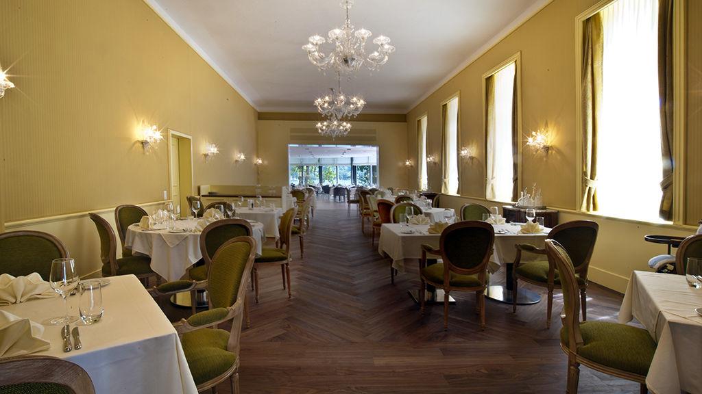 Beispiel: Restaurant, Foto: Hotel Le Prese.