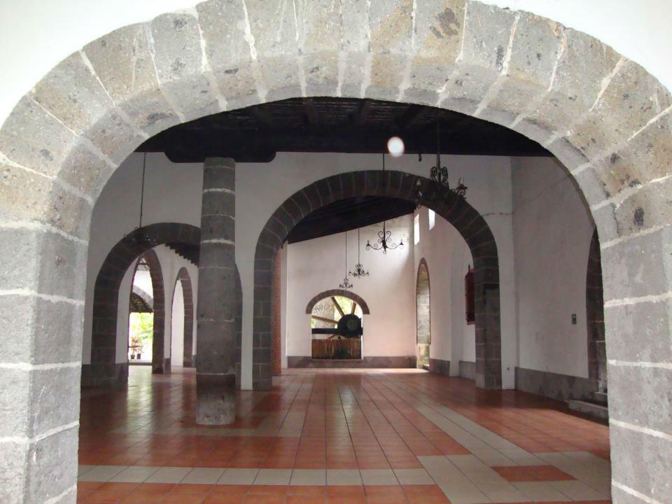 Hacienda Zimpizahua. Salones- Jardines.Xico,Veracruz.