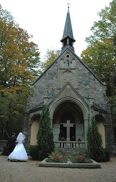 Beispiel: Kapelle, Foto: Schloss Boitzenburg.
