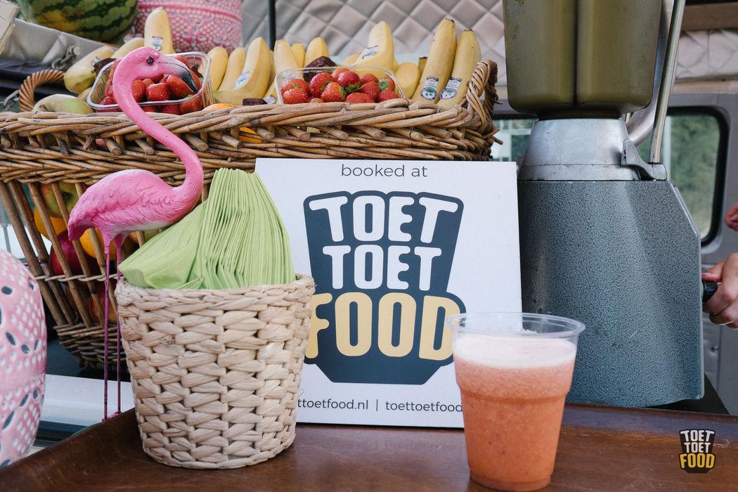 Toettoetfood | Boek een foodtruck