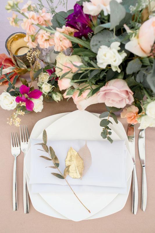 Детали декора на свадьбе