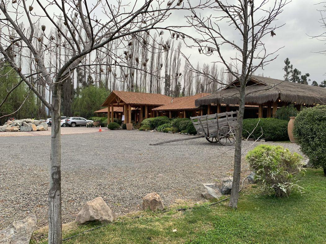 Centro de Eventos Piedra Río