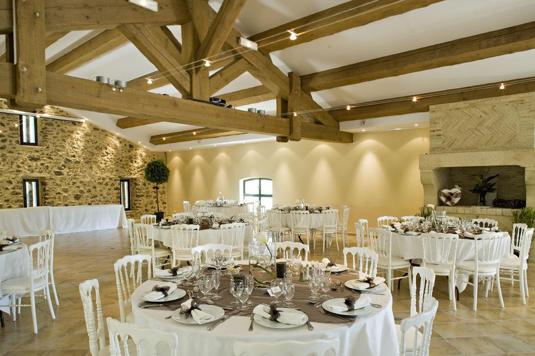 Salle de réception 3 - Château Mentone