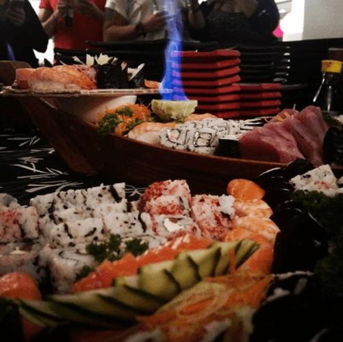 Hossomaki Sushi