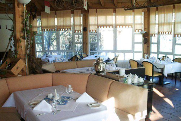 Beispiel: Restaurant, Foto: AKZENT Hotel Assambador.