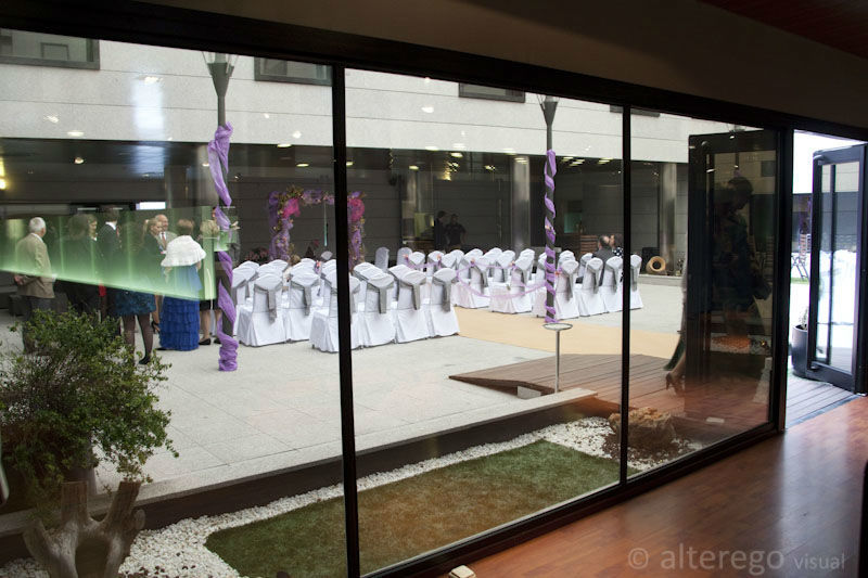 Ceremonias civiles al aire libre