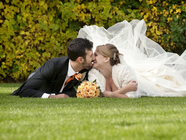 Tania Hage - el día de la boda