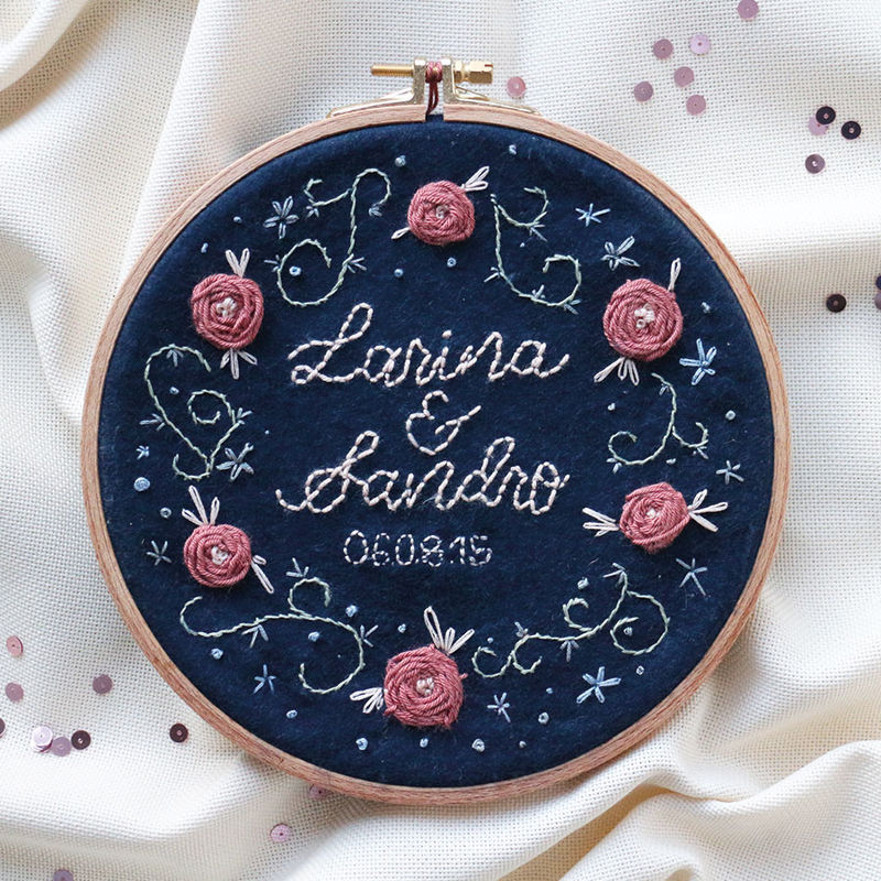 handletterista - Hochzeit-Handletterings