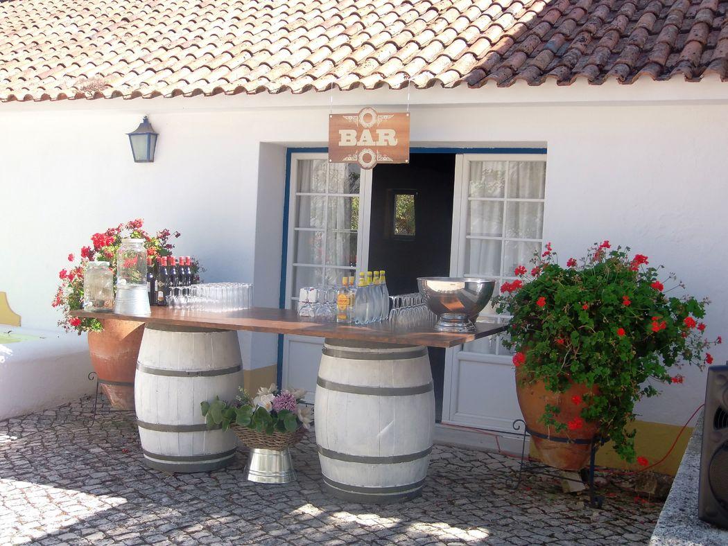 Bar no Pátio