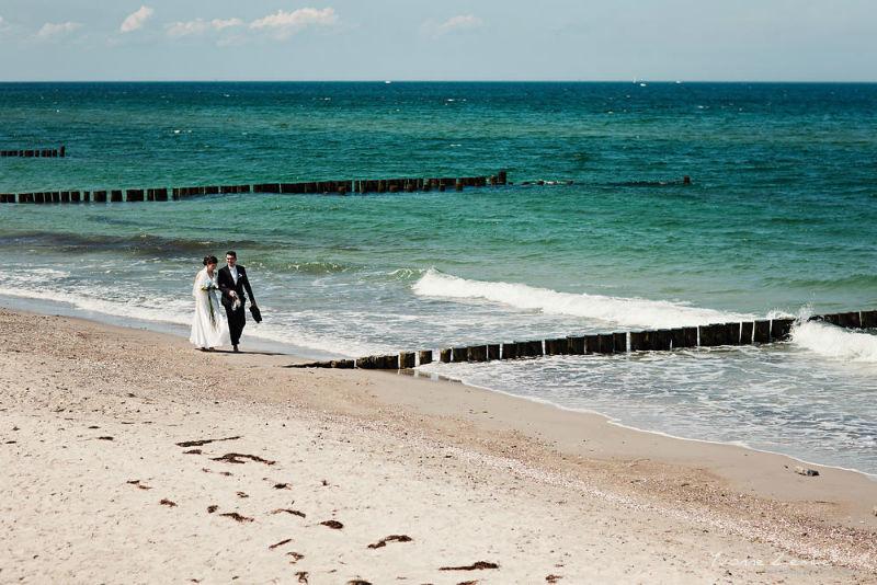 Beispiel: Romantische Hochzeitsfotos, Foto: Yvonne Zemke wedding photography.