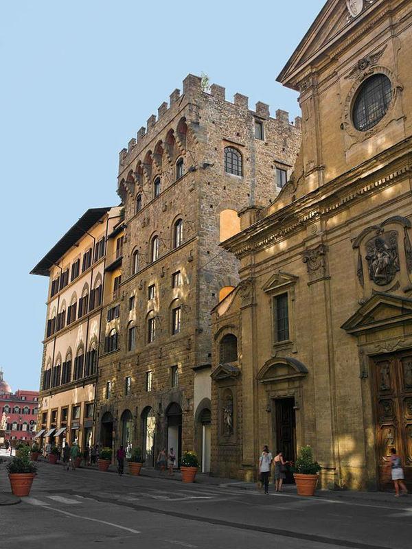 Antica Torre di via Tornabuoni 1