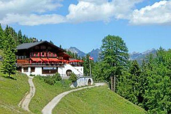 Aussenansicht Strela Alp