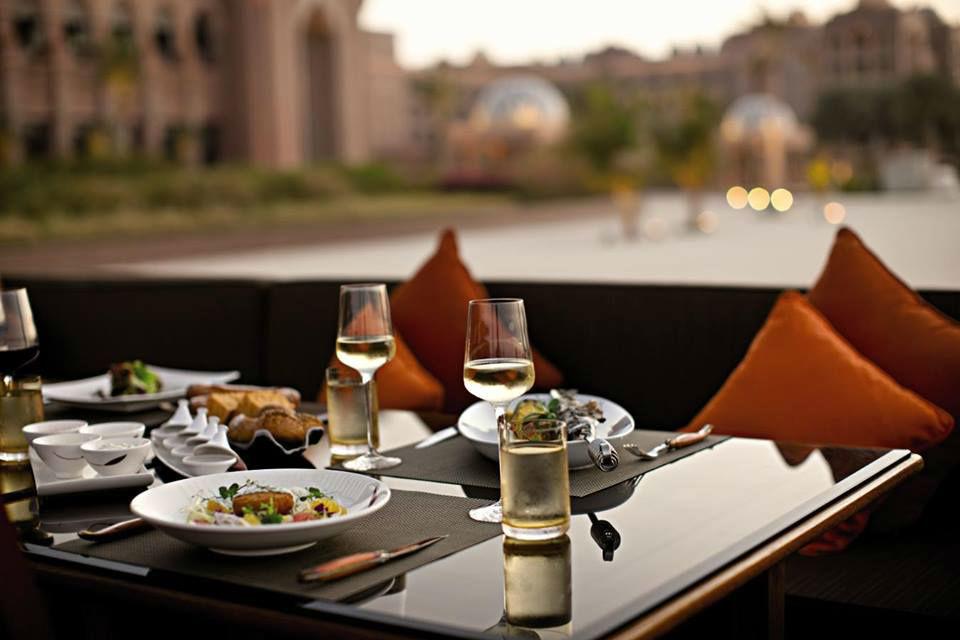 Beispiel: Dinner im Hotel, Foto: FTI Touristik.