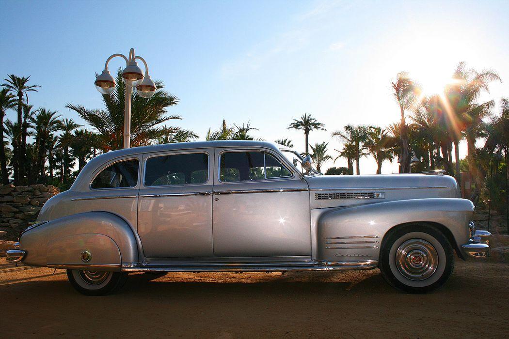 CA007 1949 Cadillac Deville Sedan
