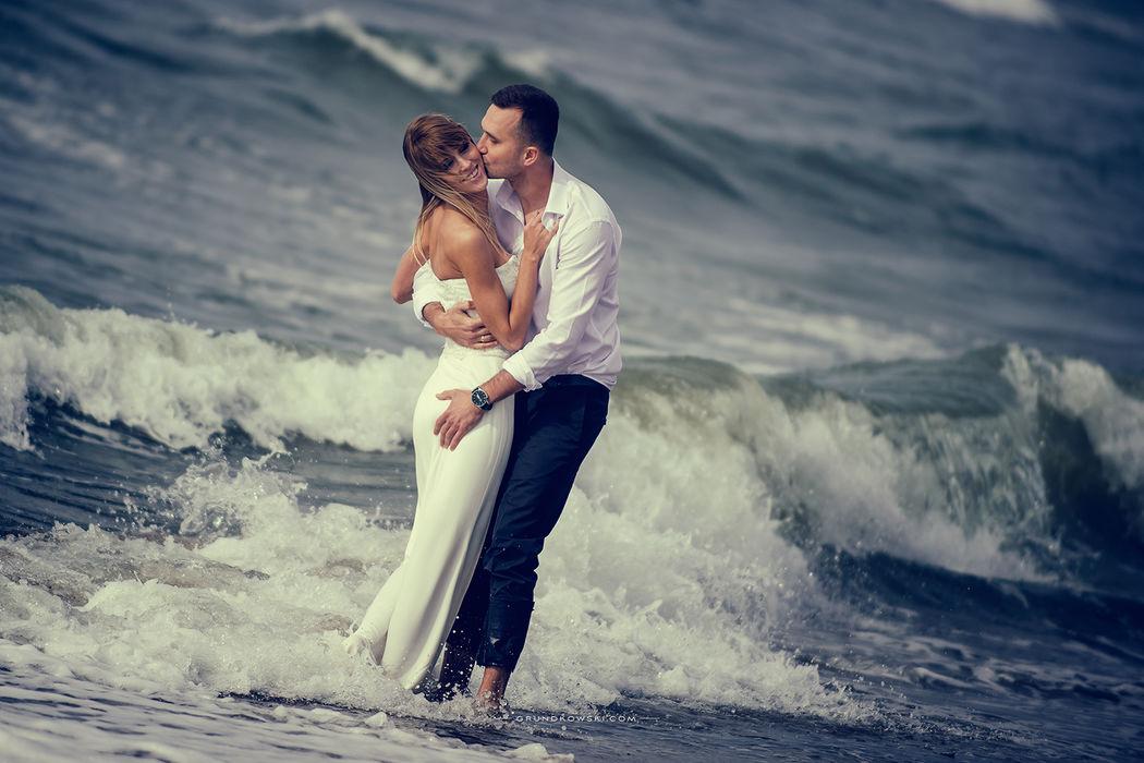 fotografie ślubne w Kołobrzegu