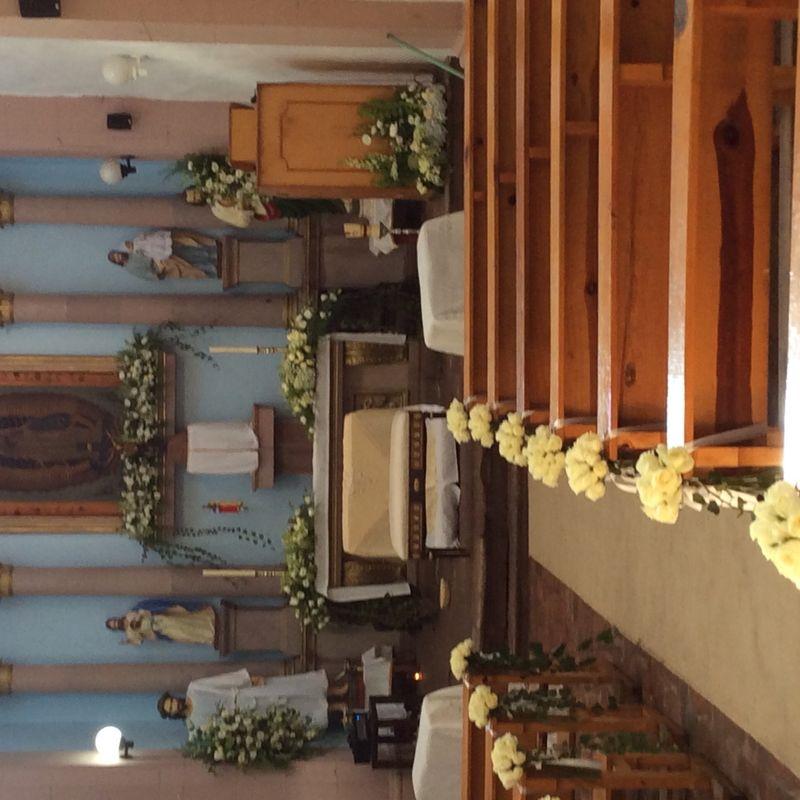 iglesia consagrada