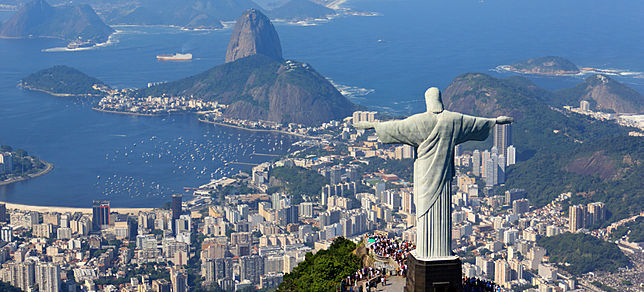 Beispiel: Reiseziele in Südamerika, Foto: Evaneos.