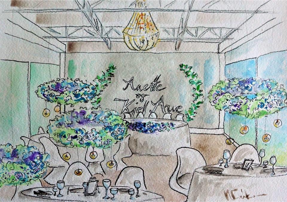 Wedding Alchemy by Valentina