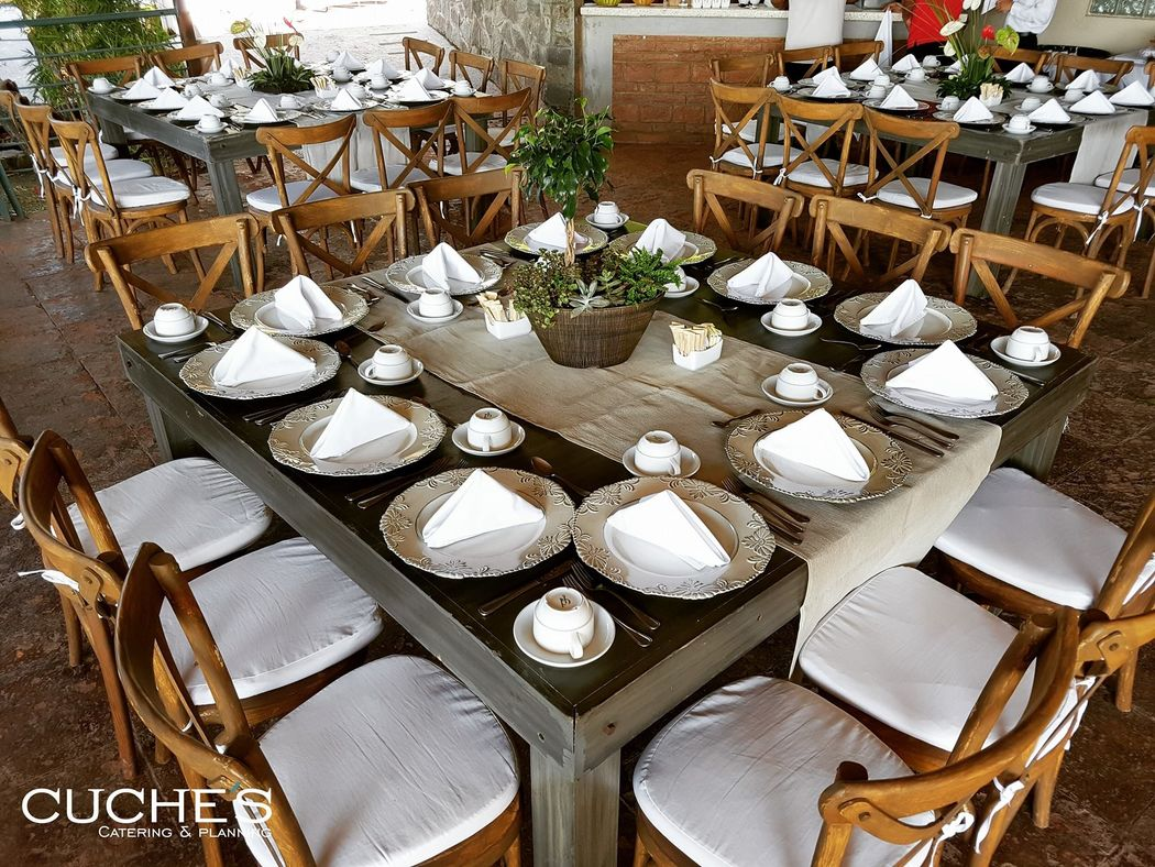 Cuche's Eventos Catering & Planning