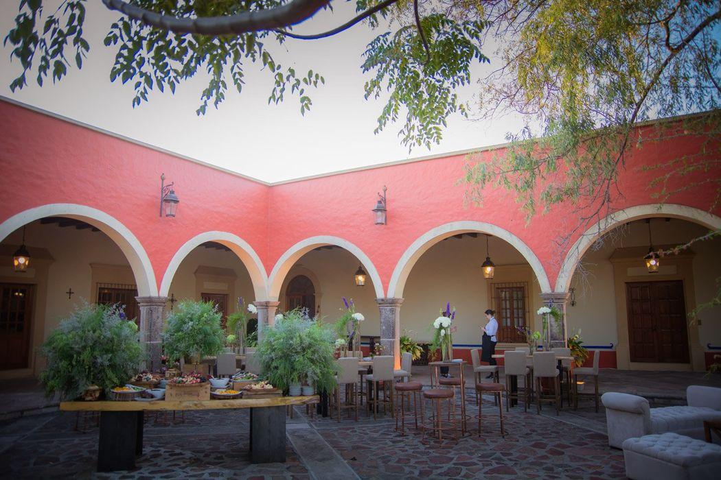 Hacienda la Santa Cruz