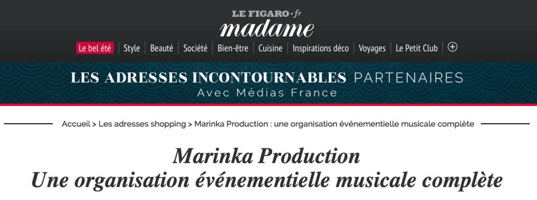 Marinka Prod