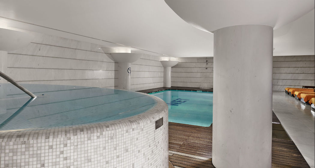 The SPA - Indoor Pool