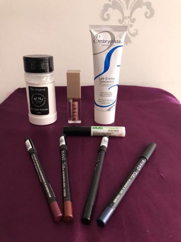 Milagros Farfán Makeup Artist