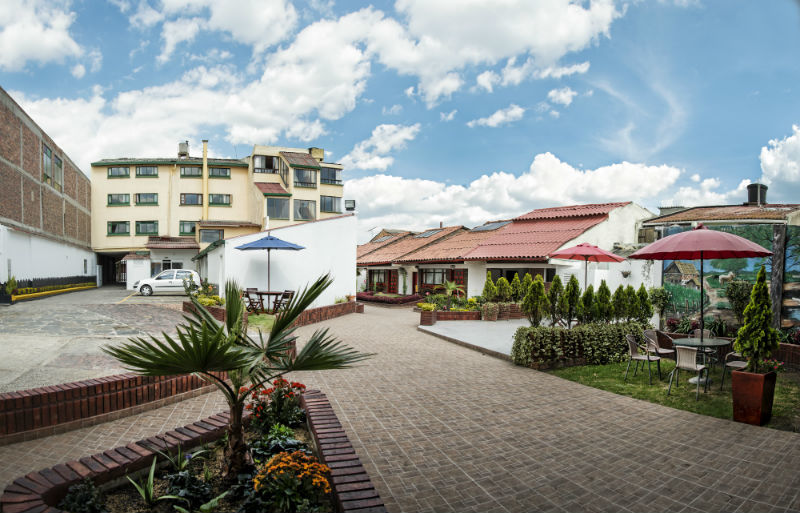 Hotel El Lago