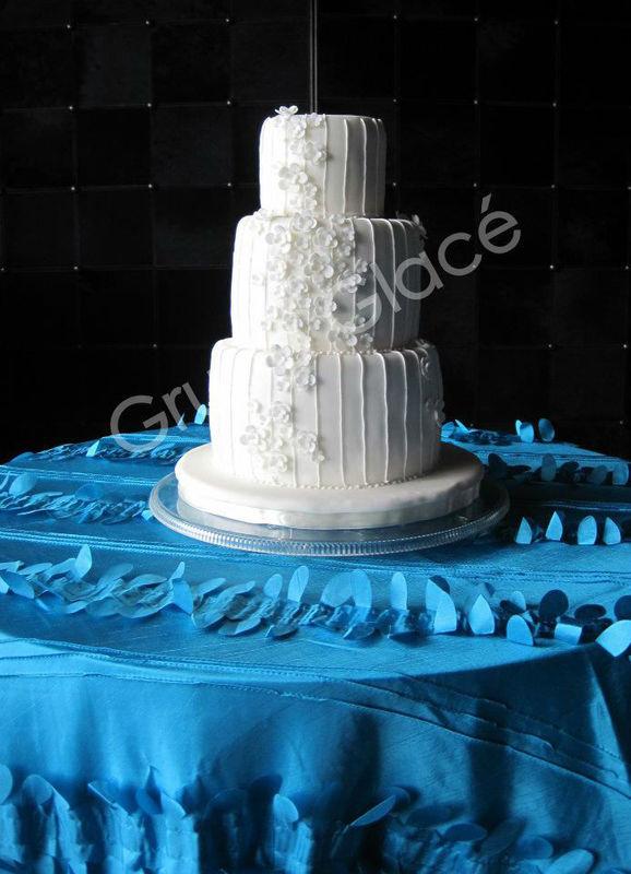 Pasteles de boda de Pasteleria Glace en Polanco