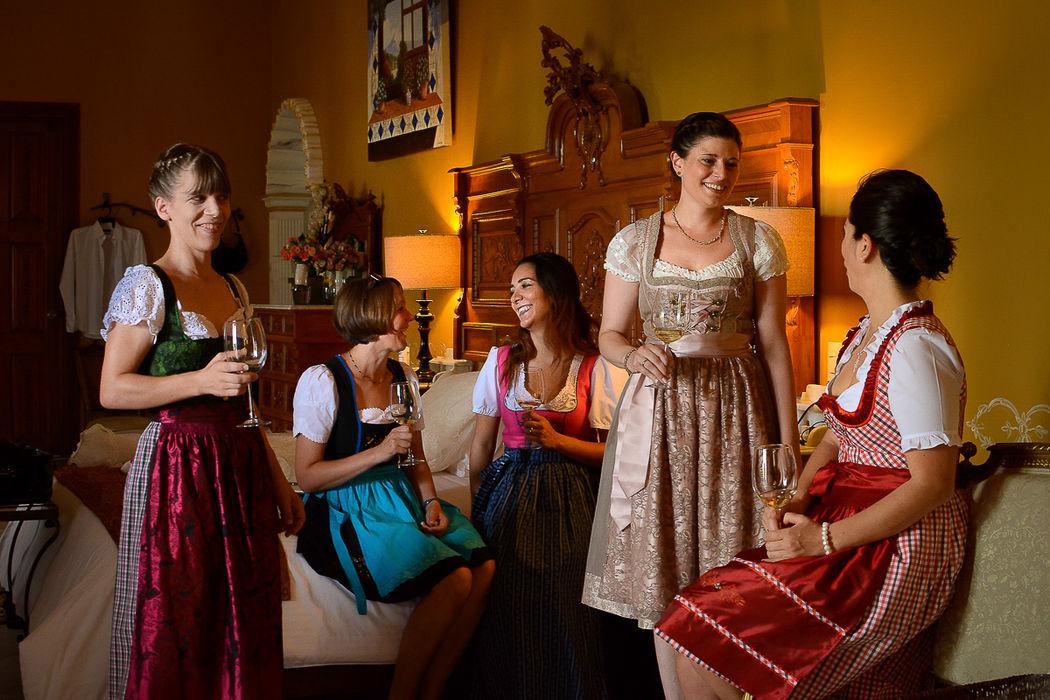 Bride maids - alemania