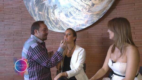 Fashion Files - Mexico Travel Chanel  Cablevisión 151