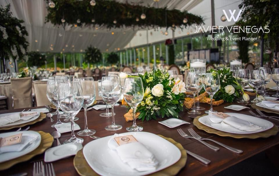 Javier Venegas Wedding & Event Planner