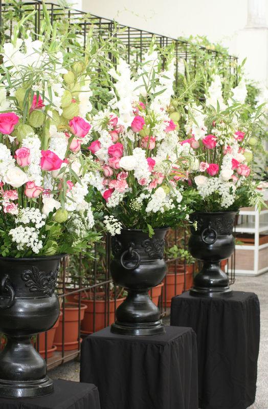 La Vie en Rose - Arte floral francés