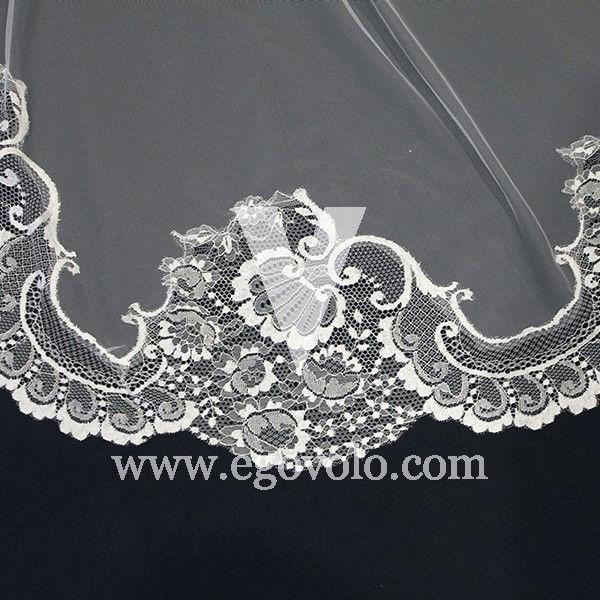 Velo de Novia Cáceres. Puedes adquirirlo en www.egovolo.com