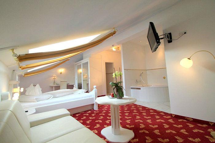 Beispiel: Wolkensuite, Foto: Hotel Eichingerbauer.