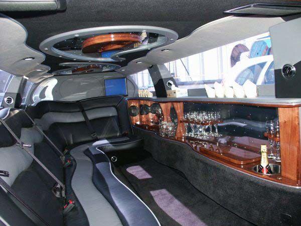 Driver Limousine