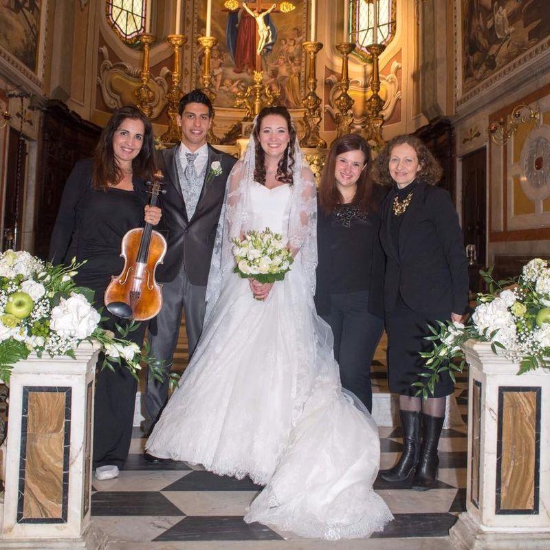 Trio organo soprano e viola