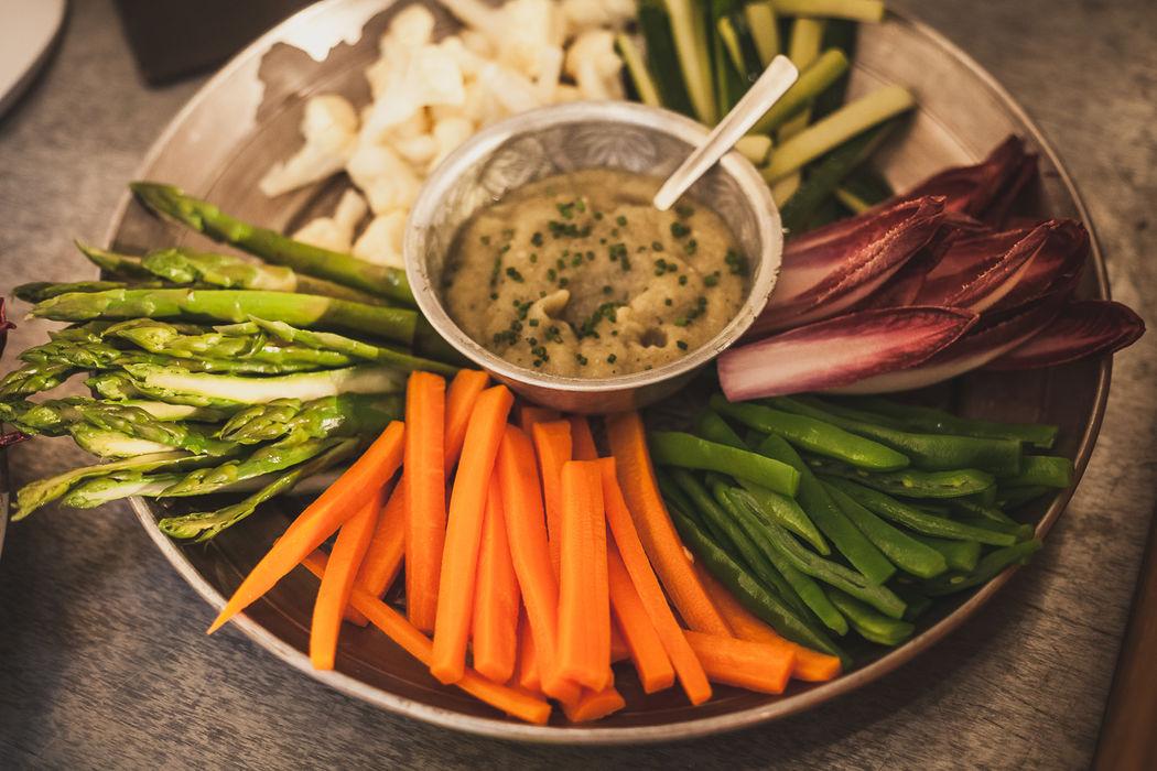 Hummus - Catering Bodas 21 de Marzo