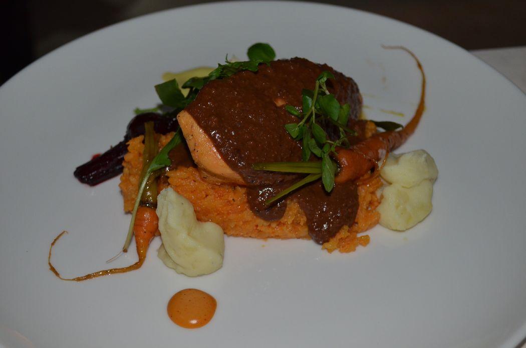 Bodas Santa Fe - Catering