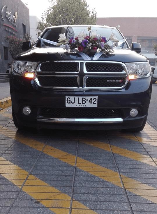 Autos para Matrimonios Talca