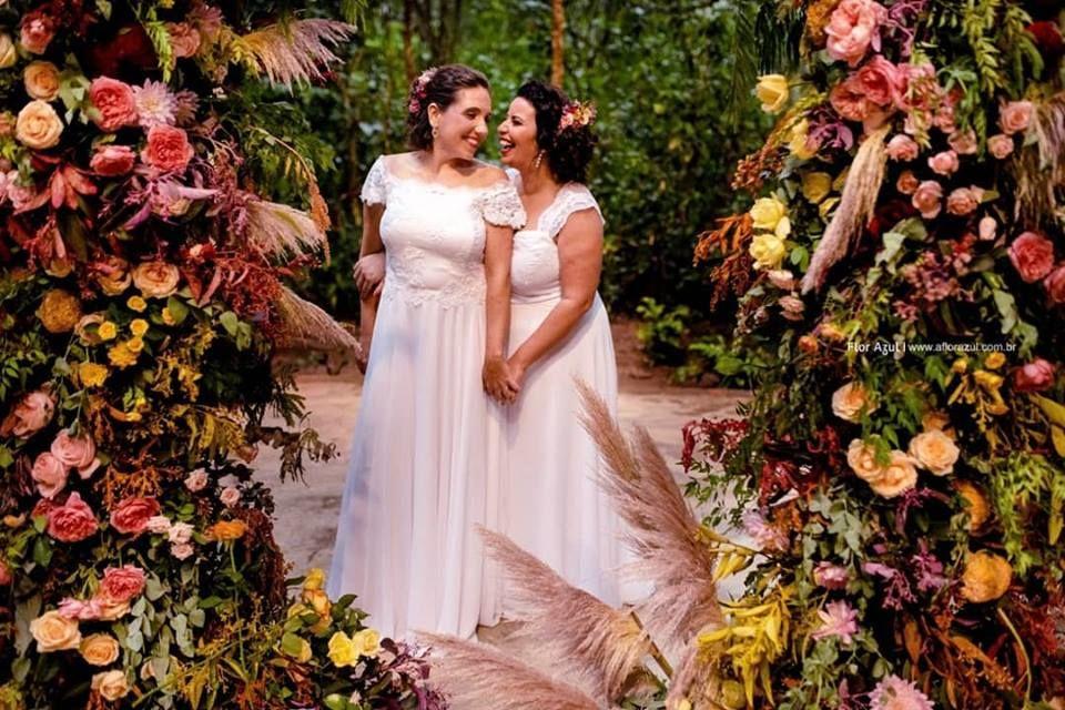 Flor Azul Fotografia