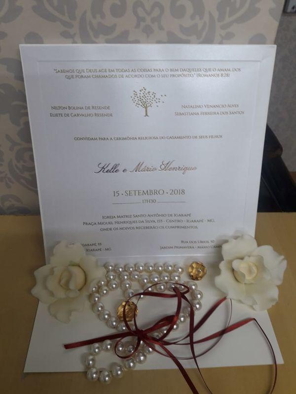 Convidando com Elegância