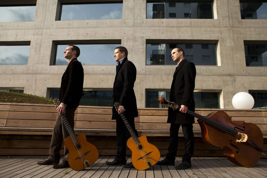 Opus Swing Trio