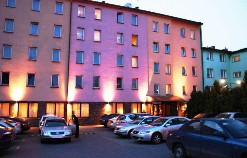 Restauracja Szlachecka, Hotel Wald