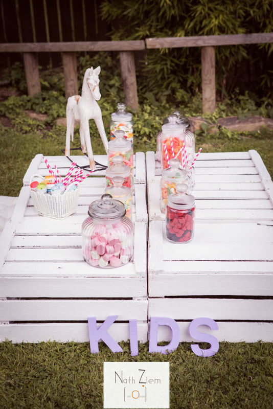 Candy Bar by French Wedding Belles