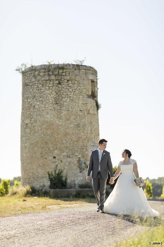 Mariage en Gironde
