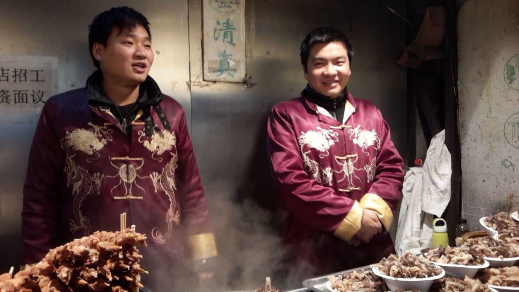 Pechino- Mercato