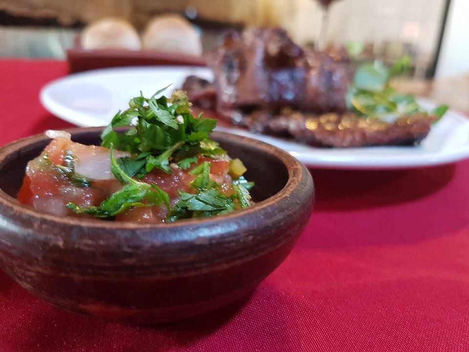 La Abuelita Rosa - Restaurant - Parrilladas